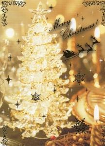 クリスマスカード/sent(その1)2014-4