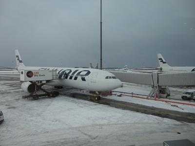 フィンランド ヘルシンキ空港