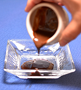 チョコソース