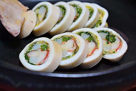 イカの彩り煮-1