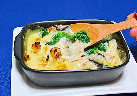 牡蛎グラタンメイン2