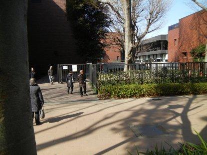 国風盆栽展・上野美術館