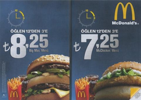 McDonaldトルコ2013