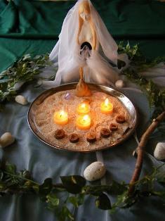 ブリジット祭壇