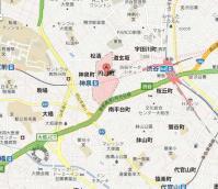渋谷区円山町 - Google マップ