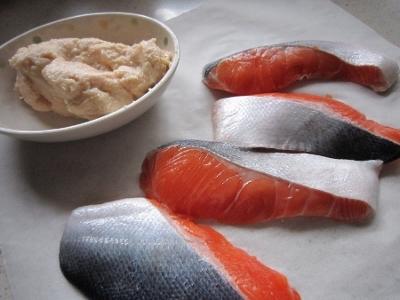 鮭粕漬け2