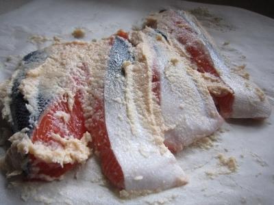 鮭粕漬け3