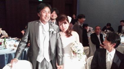 大治郎さん結婚1