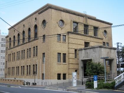 旧大津公会堂1