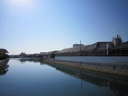半田運河1