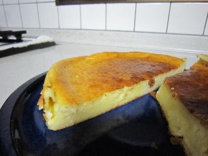 酒粕ケーキ1