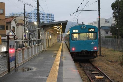 和田岬線の1枚!
