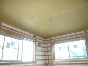 2F天井ボード2