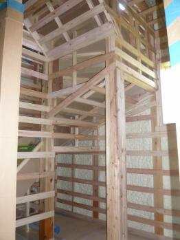 階段施工3