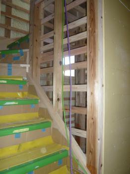 階段施工4