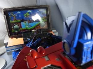 トランスフォーマー メガドライブ メガトロンで遊ぼう2011