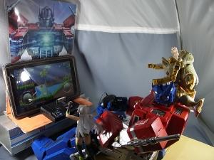 トランスフォーマー メガドライブ メガトロンで遊ぼう2012