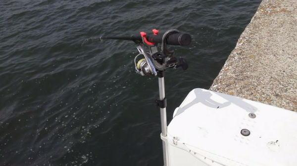 11:24 釣り開始