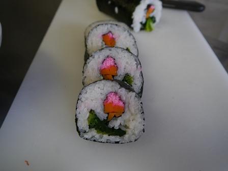 絵巻寿司2