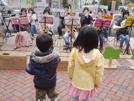 学院吹奏楽ライブ