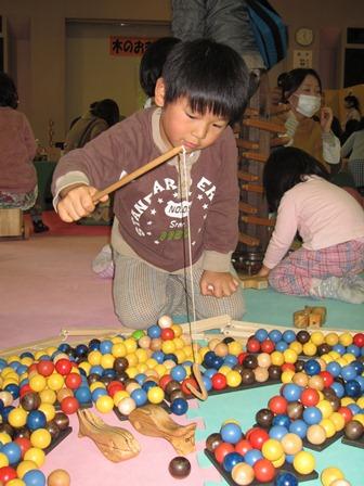 おもちゃの広場三戸さかなつり
