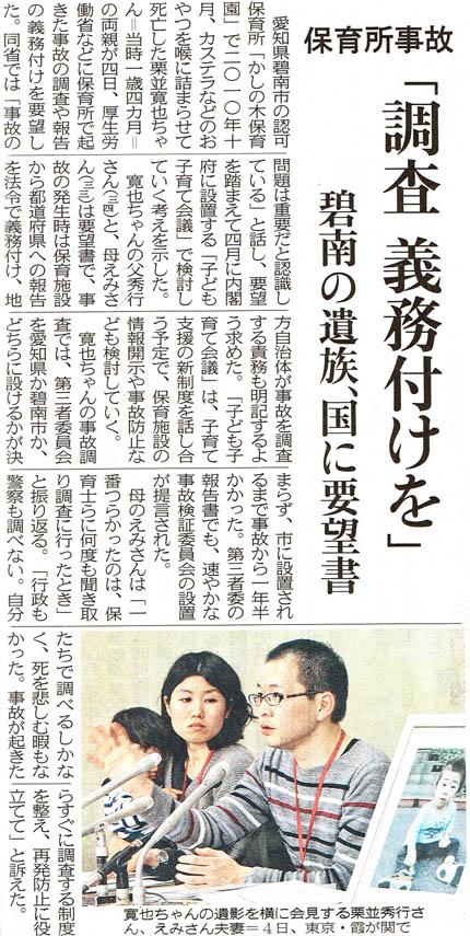 20130305中日朝刊