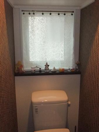 2Fトイレ カーテン