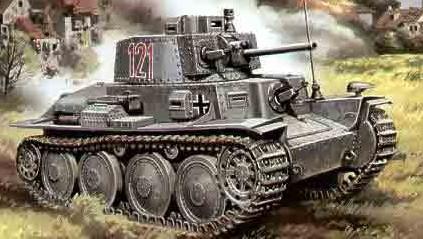 38t戦車 C型