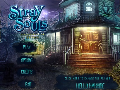 StraySouls Menu