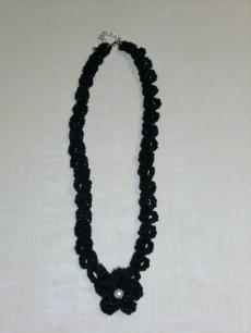 ネックレス~ブラック~