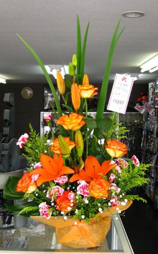 2013.2.26 ナオさんからのお花