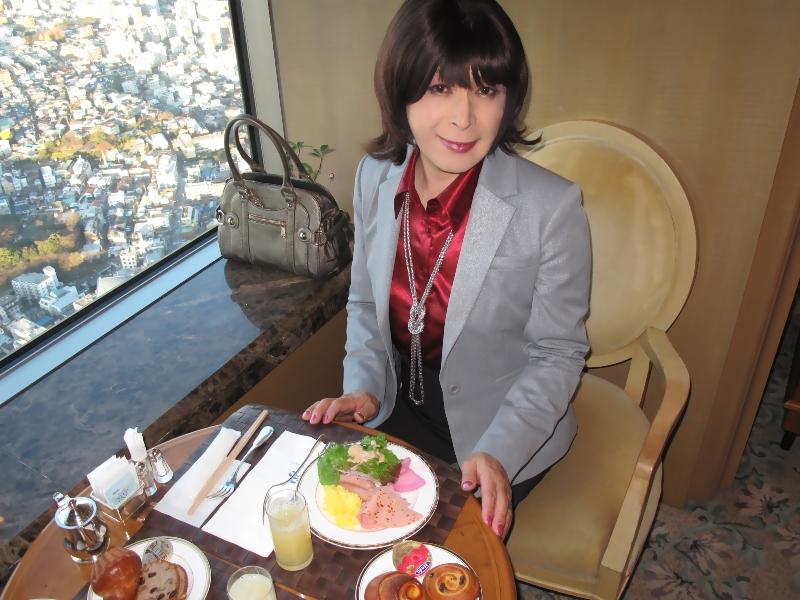 091219ロイヤルパーク朝食(3)