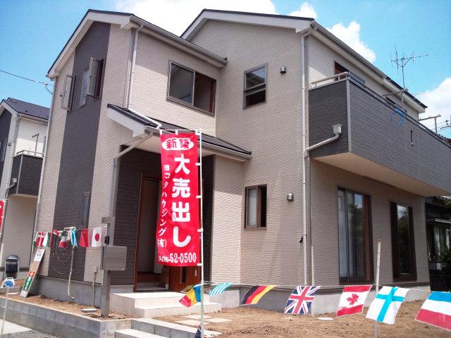 五霞町原宿台第1(2号棟)