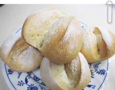 ハイジの白いパン 失敗