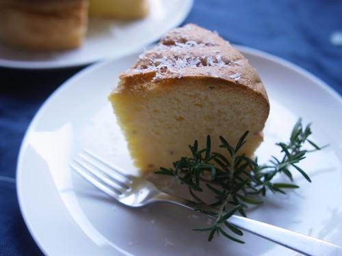 ローズマリーのケーキ サイズ変更