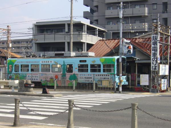 阪堺電車 3
