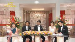 高島彩エッチなドレスのナマ脚画像