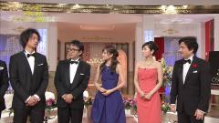 高島彩アナのアカデミー賞セクシードレス画像