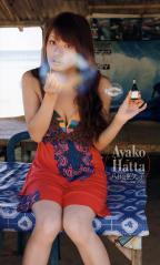 八田亜矢子の胸の谷間画像