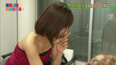 加藤綾子が「松本人志のすべらない話」でEカップ胸ちらキャプチャー画像