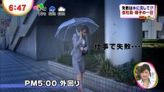 加藤綾子のメガネっ娘OLコスプレ画像