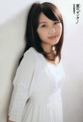 ももクロ・百田夏菜子の胸元画像