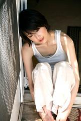 吉瀬美智子のブラチラ画像