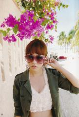 桐谷美玲の巨乳水着画像