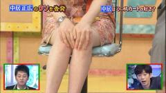 鈴江奈々アナのパンチラガード画像