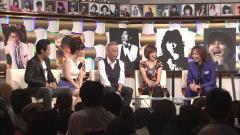 橋本奈穂子アナの巨乳の横乳画像