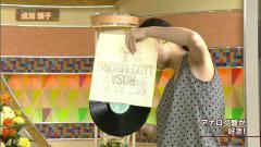 成海璃子のノースリーブの脇画像