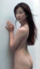 黒川智花のプリケツフルヌード画像