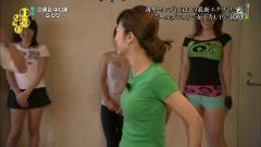 生野陽子アナのピチピチTシャツ横乳画像