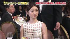大島優子のアカデミー賞おっぱい画像